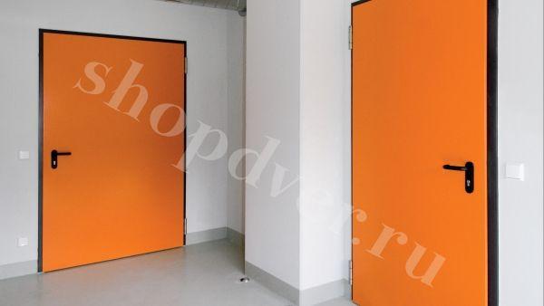 дверь металлическая огнестойкая изготовитель