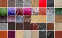 образцы цвета винилкожи